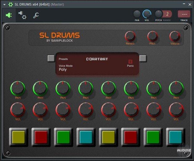 Drum machine vst software
