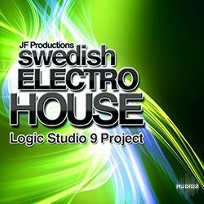 Electro house logic project file