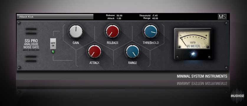 Download Minimal System Instruments Ssi Pro Analogue Noise