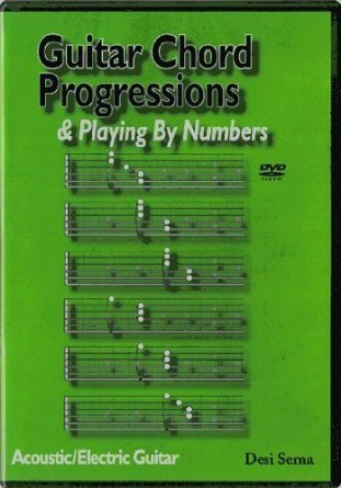 Download Desi Serna Guitar Chord Progressions Playing By Numbers