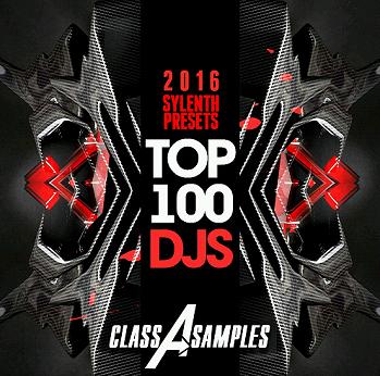 Class A Samples - Top 100 DJs Sylenth 2016 (Sylenth1 presets)
