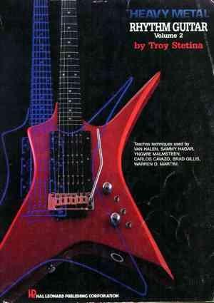 STETINA METAL RHYTHM GUITAR PDF