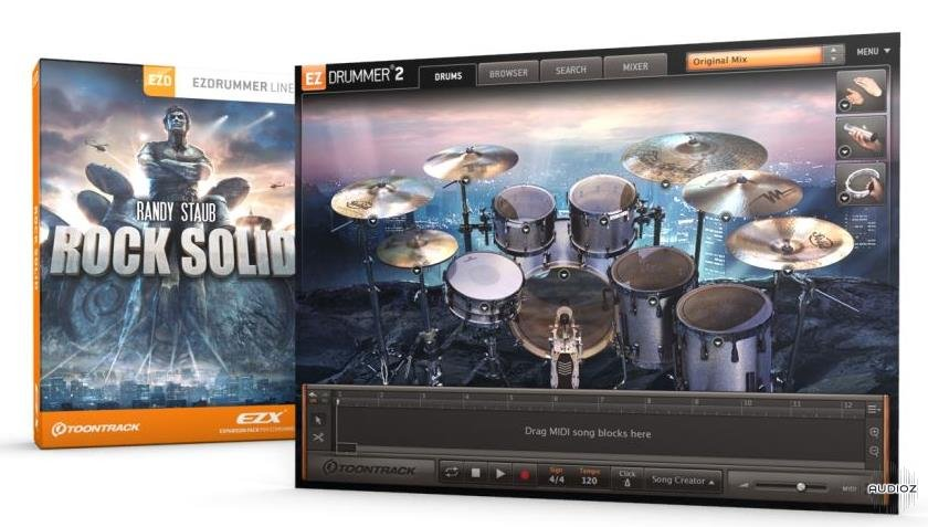 keygen toontrack rock solid