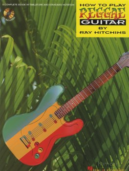 download hal leonard ray hitchins how to play reggae guitar book cd audioz. Black Bedroom Furniture Sets. Home Design Ideas