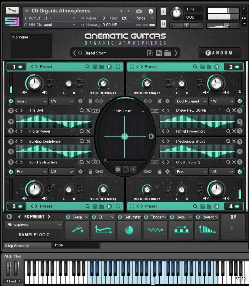 Kontakt 5 manual download - Free Kontakt 5 Original Library Download Sample Logic Cinematic Guitars Organic Atmospheres Kontakt Synthic4te Screenshot