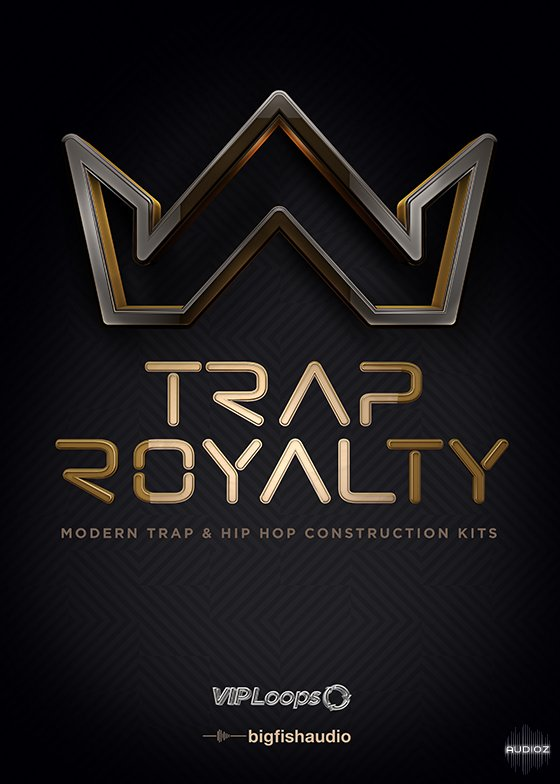 9 Royalty Free Sample Loops Black Ice DarkTrap Style