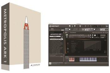 Hasil gambar untuk Orchestral Tools METROPOLIS ARK 1 The Monumental Orchestra v1.1 KONTAKT
