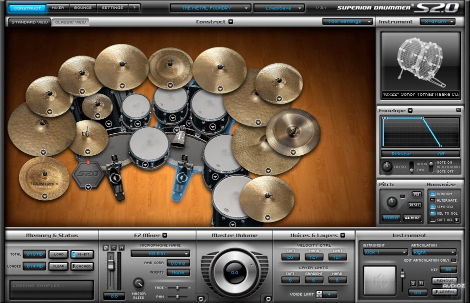 Superior drummer 2 0 keygen team air