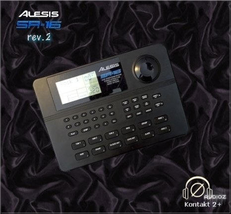 download alesis sr 16 drum machine rev 2 by 0on3 free audioz. Black Bedroom Furniture Sets. Home Design Ideas