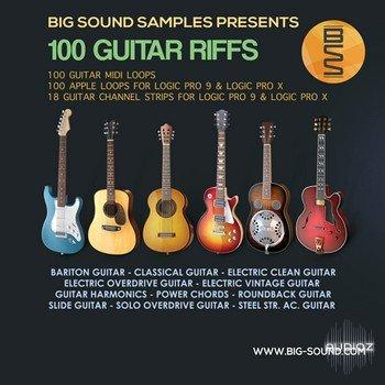 download big sound samples 100 guitar riffs apple midi loops audioz. Black Bedroom Furniture Sets. Home Design Ideas