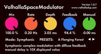 Download Valhalla Space Modulator Win / Mac - TZ GROUP » AudioZ