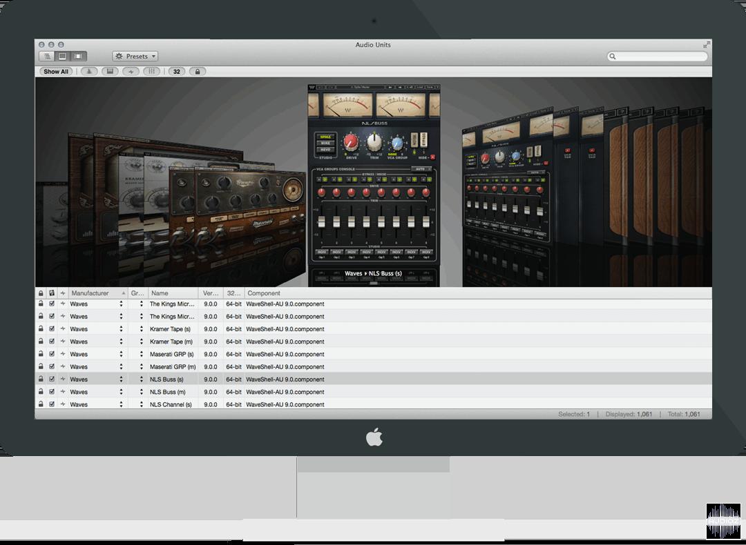 Auganizer 11453 Mac Os X Screenshot