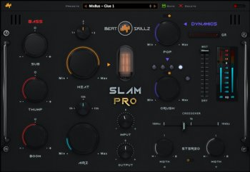 BeatSkillz Slam Pro v1.0 [WiN-OSX] Regged-R2R screenshot