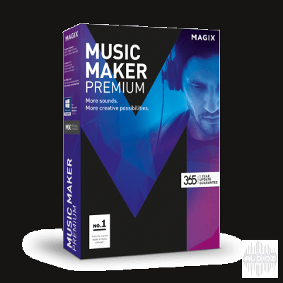 magix music maker 2017 free download