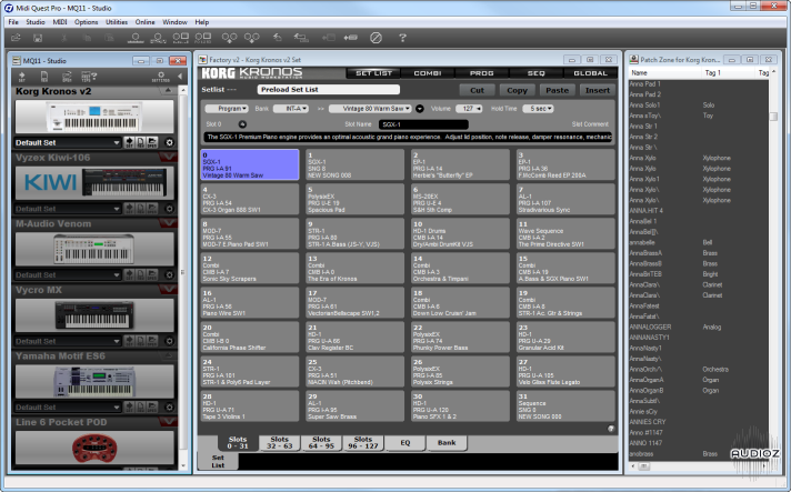 Download Sound Quest Midi Quest 11 Pro v11 0 0 » AudioZ
