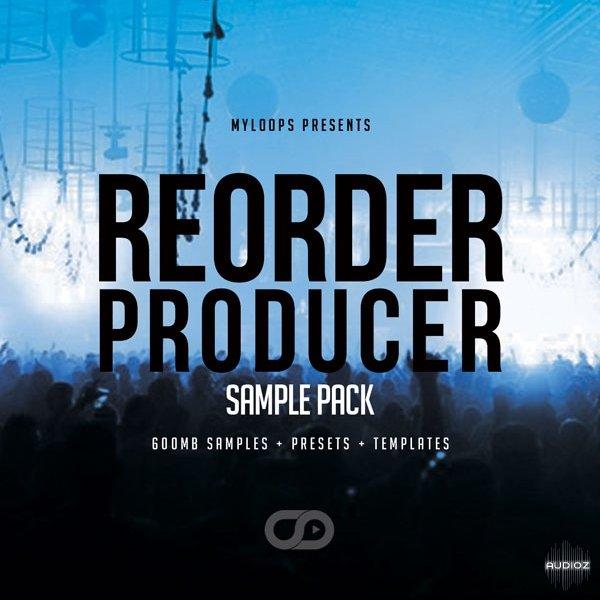 Download Myloops ReOrder Producer Sample Pack WAV Ableton Live ...