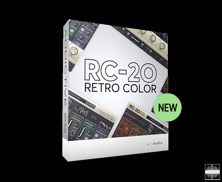 Download XLN Audio RC-20 Retro Color v1 0 0 MAC » AudioZ