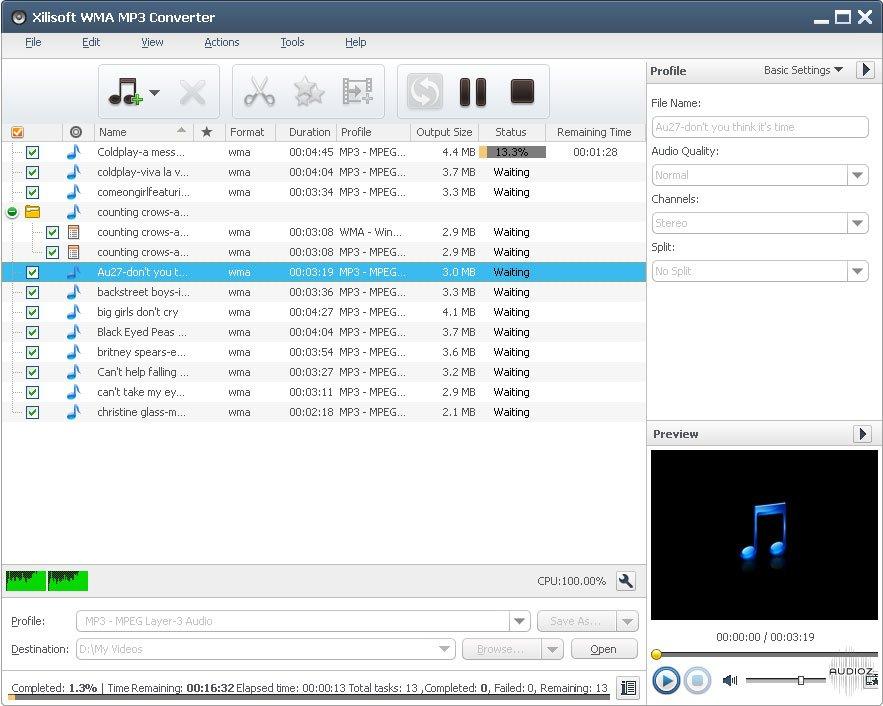 Xilisoft Wma Mp Converter    Build    Mb
