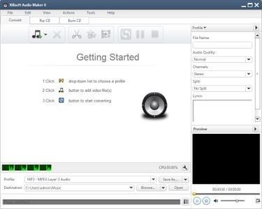 Buy Xilisoft Audio Converter Pro 6 With Bitcoin