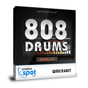 download producerspot 808 drums wav free audioz. Black Bedroom Furniture Sets. Home Design Ideas