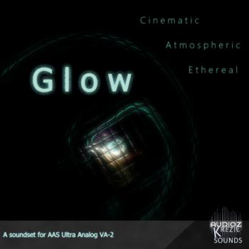 Krezie Sounds Glow Soundset for AAS Ultra Analog VA-2-TZ Group screenshot