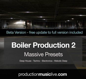 Production Music Live Massive Boiler Presets 2 NMSV-TZ Group screenshot