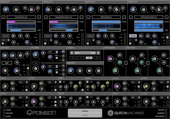 Glitchmachines Plugins Total Bundle WiN OSX screenshot