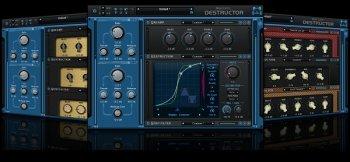 Blue Cat Audio Blue Cats Destructor v1.31 [WiN-OSX] Incl Keygen-R2R screenshot