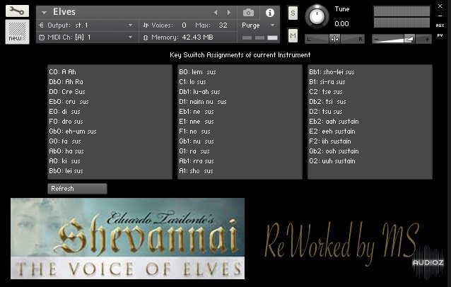 download reworking of shevannai the voice of elves audioz. Black Bedroom Furniture Sets. Home Design Ideas