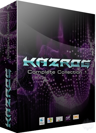 kazrog.complete.collection