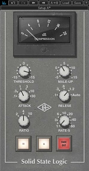 Download Solid State Logic ® SSL G Series Bus Compressor UAD