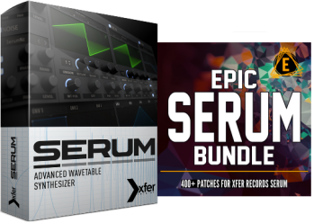 Electronisounds Epic Serum Bundle Crack