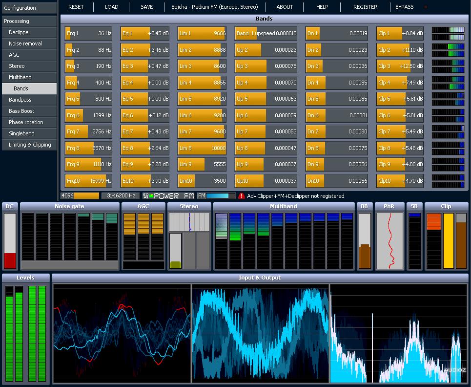 Mggymeau stereo tool v3.40.plugin for winamp