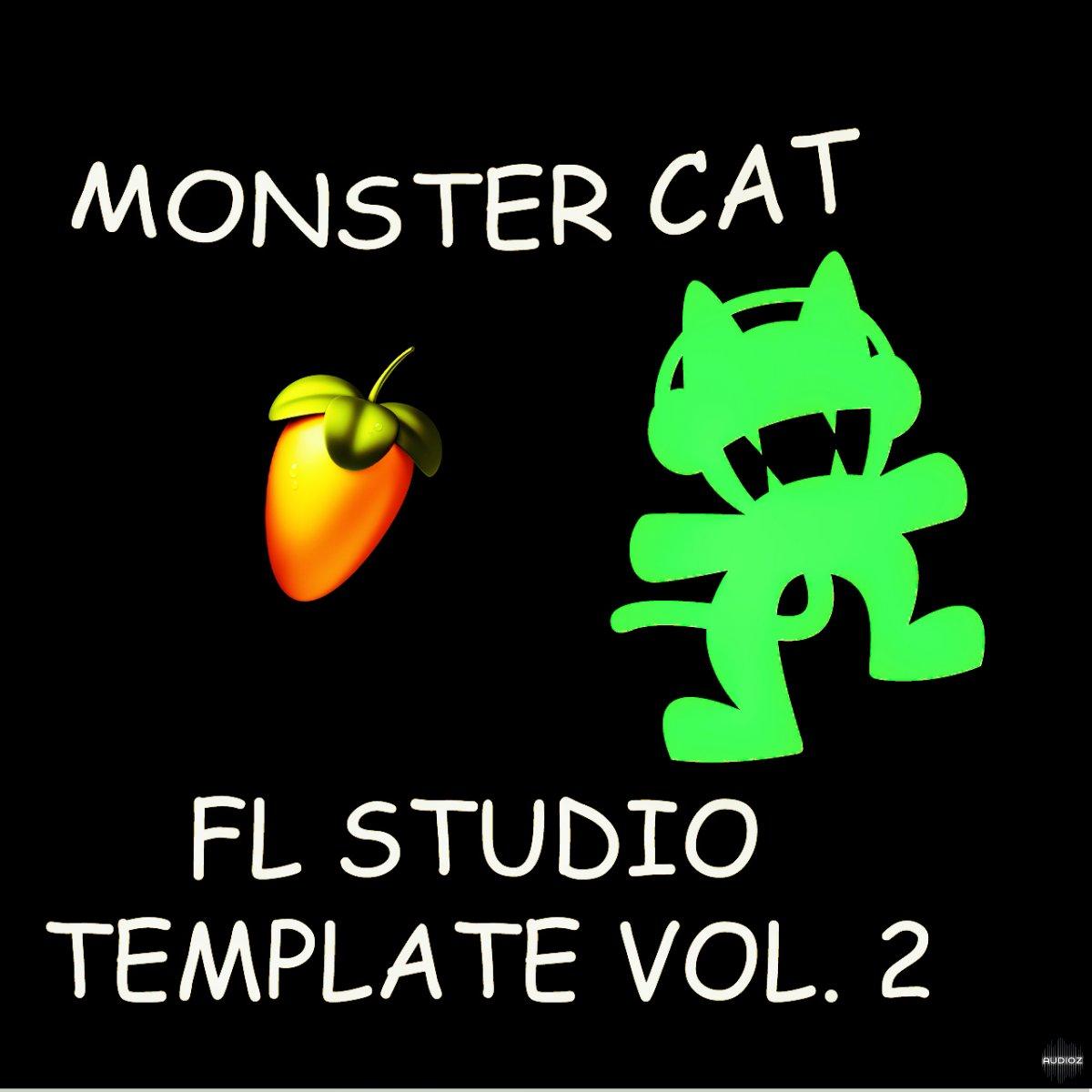 Download Fl Studio Monstercat Style Template Vol2 Flp Wav
