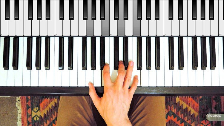 Download Udemy Piano Chords Tutorial Audioz