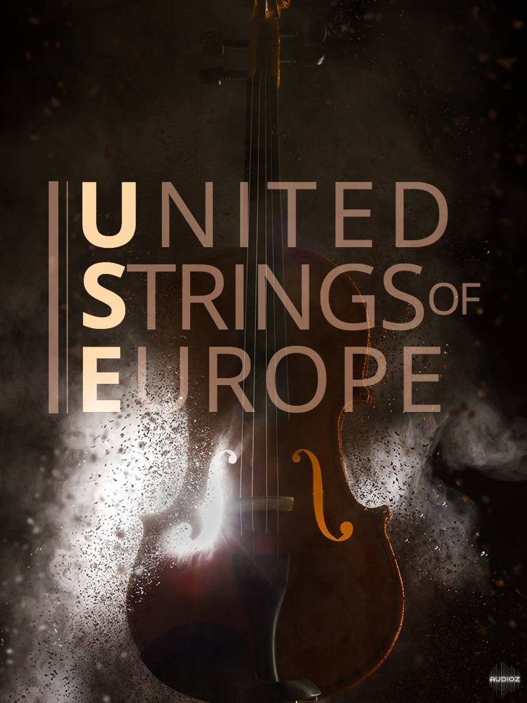 Download Auddict United Strings of Europe First Violins