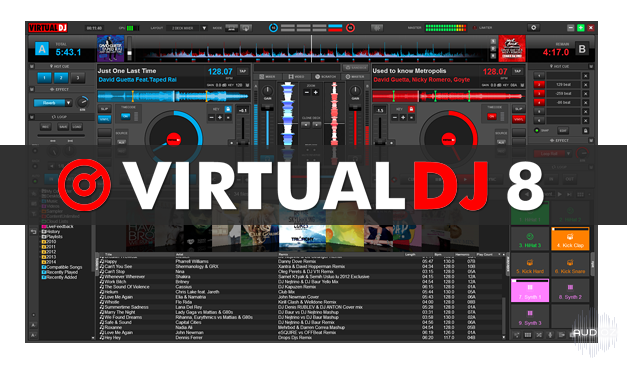 virtual dj 8 crack r2r