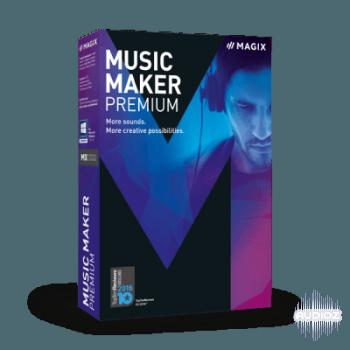 MAGIX Music Maker 2017 Premium 24.1.5.119 screenshot