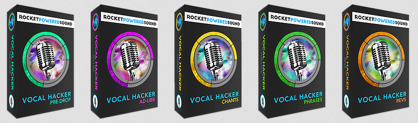 Download Rocket Powered Sound 5 Vocal Pack Bundle WAV » AudioZ