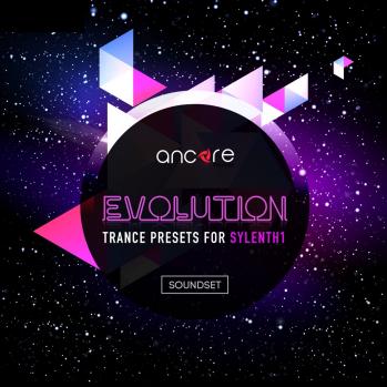Ancore Sounds Evolution Trance For LENNAR DiGiTAL SYLENTH1-DISCOVER screenshot