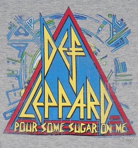 pour some sugar on me def leppard