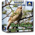 Orphey - Birds Singing Sound Effects Library(MP3/WAV) screenshot