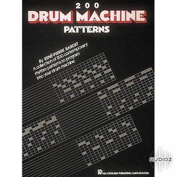download 200 drum machine patterns by rene pierre audioz. Black Bedroom Furniture Sets. Home Design Ideas