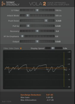 Sonic Anomaly - VOLA [FREE] screenshot