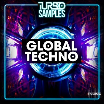 Turbo Samples Global Techno WAV MiDi screenshot