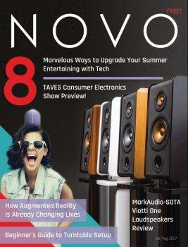 Novo - July August 2017 screenshot