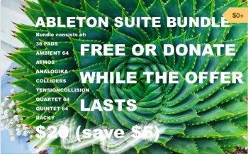 Flintpope - Ableton Suite Bundle [FREE] screenshot