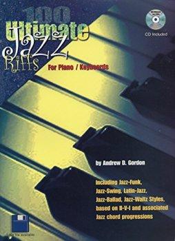 100 Ultimate Jazz Riffs for Piano/Keyboards screenshot