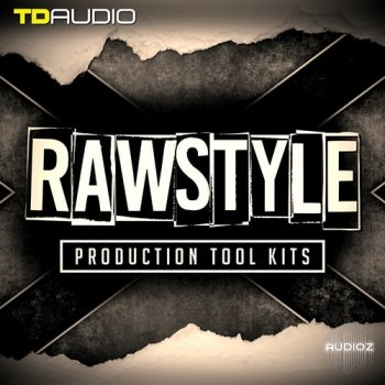 Industrial Strength Raw Style Production Tool Kits WAV MiDi LENNAR DiGiTAL SYLENTH1 NATiVE iNSTRUMENTS MASSiVE screenshot