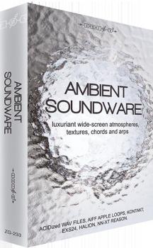 Zero G Ambient Soundware MULTiFORMAT screenshot